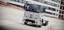 Czy elektryczne ciężarówki od Mercedesa zrewolucjonizują rynek?