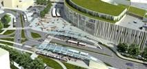 Olsztyn: Plac dworcowy z dodatkowym torem dla tramwajów
