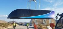 Hyperloopem do CPK? To pieśń przyszłości