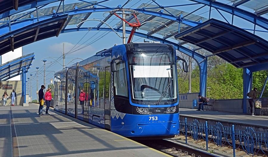Odessa kupuje nowe niskopodłogowe tramwaje