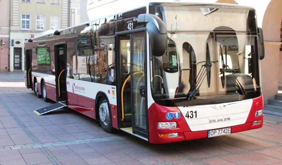 Opole wybiera MAN-a na dostawcę 23 autobusów