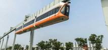 """Chiny. """"Górski"""" monorail powstaje w Qingdao"""