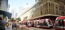Sydney. Alstom dostarczył pierwszy tramwaj Citadis X05