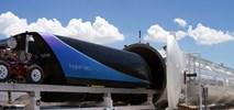 Hyperloop się rozpędza. Do ponad 300 km/h [FILM]