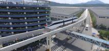 BYD chce budować monoraila tam, gdzie metro się nie zmieści