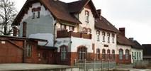 Nieczynny dworzec w Więcbarku przejdzie remont
