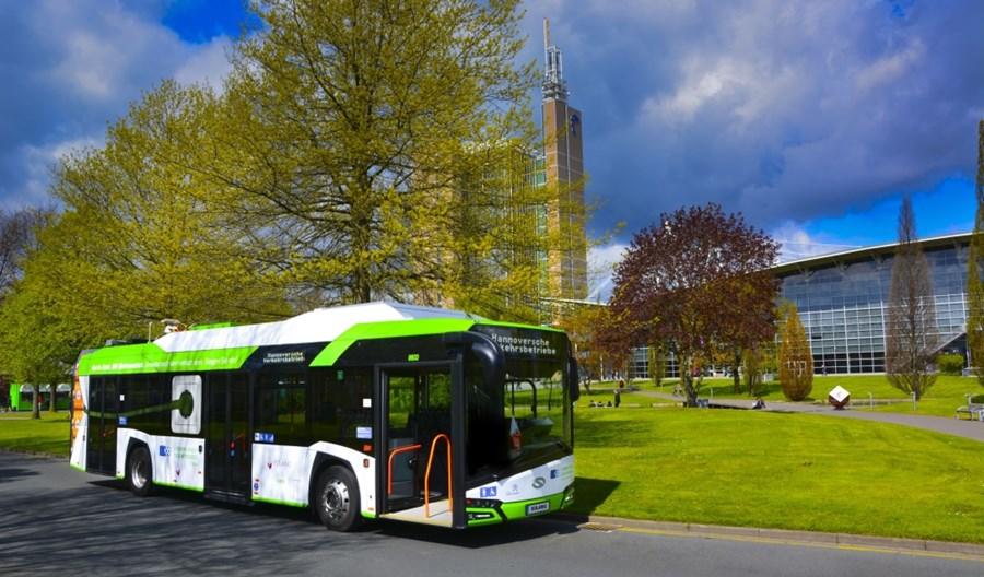 Włocławek dokłada do elektrobusów Solarisa