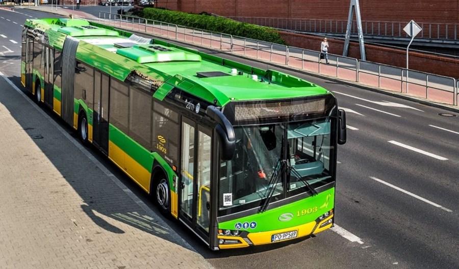 Poznań z jedną ofertą na 21 elektrobusów