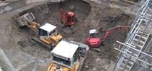 Metro na Wolę: Doszło do osunięcia ziemi, zginął operator koparki