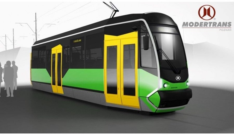 Dofinansowanie dla elbląskich tramwajów. Tak będą wyglądać nietypowe Moderusy