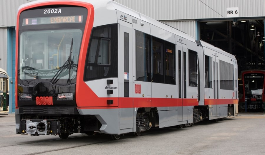 Ponad 200 pociągów kolei miejskiej Siemensa dla San Francisco