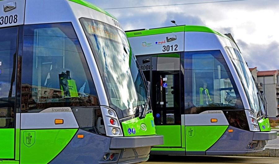 Olsztyn: Prawie połowa tramwajów uziemiona. Powodem awarie
