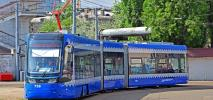 Ukraina: 400 mln euro na nowe tramwaje, trolejbusy, autobusy i pociągi metra