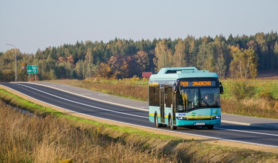 Jaworzno: Kolejne elektrobusy od Solarisa?