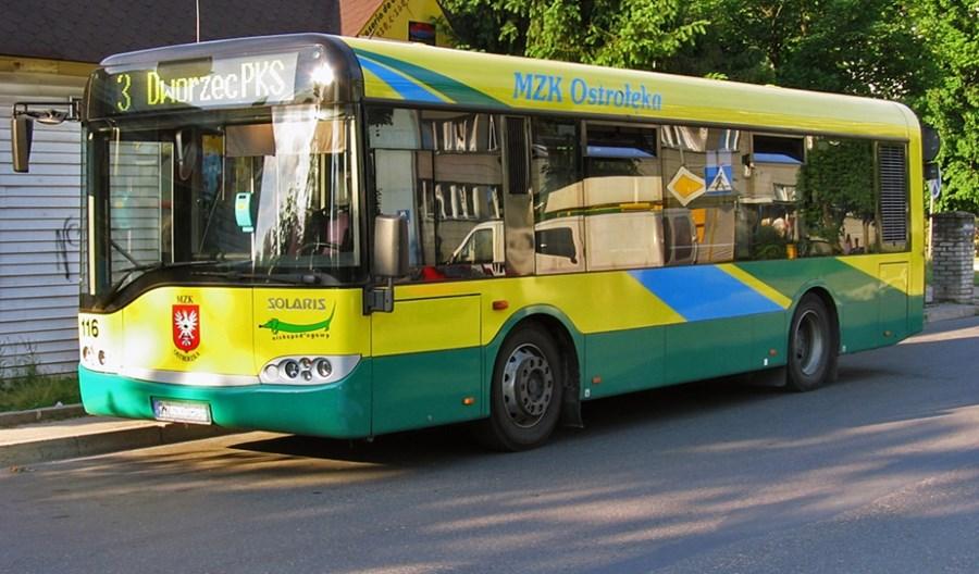 Ostrołęka od zeszłego roku nie może kupić autobusów. Pięć prób