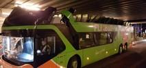 Autobus Flixbusa zamienił się w kabriolet