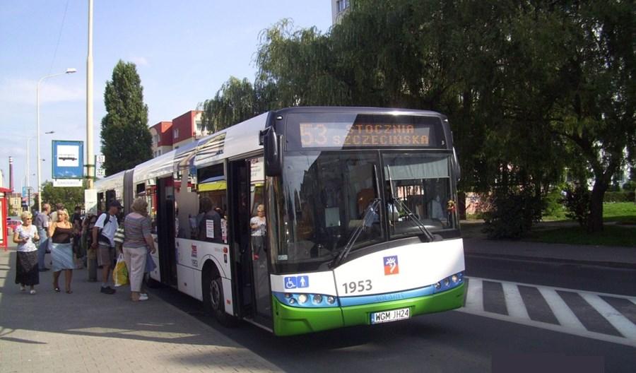 Szczecin kupuje osiem przegubowych elektrobusów