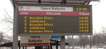 Gdańsk. Blisko sto nowych elektronicznych tablic przystankowych