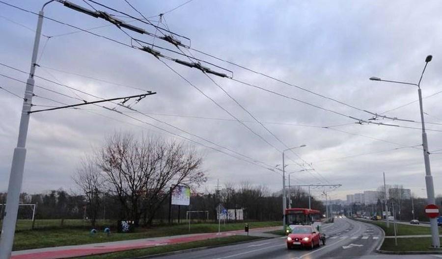 Lublin: Jest umowa z wykonawcą sieci trolejbusowej na Mełgiewskiej i Metalurgicznej