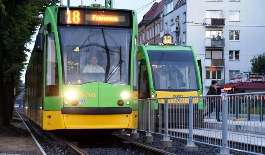 Poznań: Tramwaje jadą krócej dzięki ITS-owi
