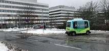 Sztokholm. Autobus bez kierowcy jeździ po mieście. Będą kolejne