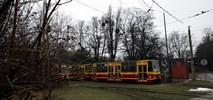 Łódź: Torowisko na Wojska Polskiego w złym stanie