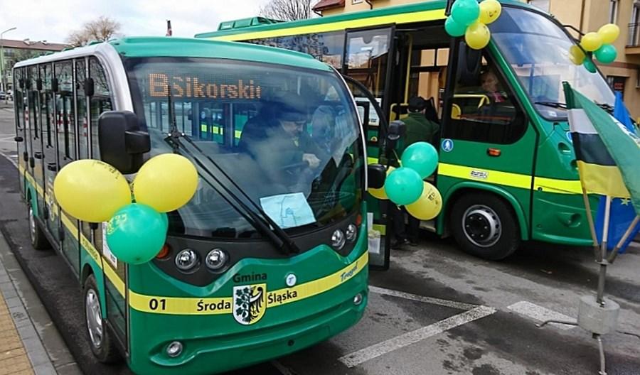 Środa Śląska znowu na zakupach. Teraz bardzo krótkie autobusy spalinowe