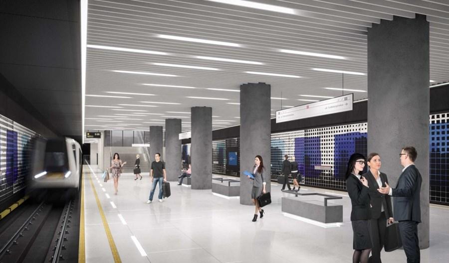 ILF przygotuje projekty dla zachodnich odcinków II linii metra