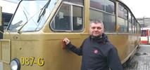 Zastępca dyrektora ZTM Gdańsk kupił sobie tramwaj