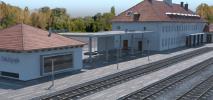 Olsztynek: Do przebudowy dworca brakuje dużo