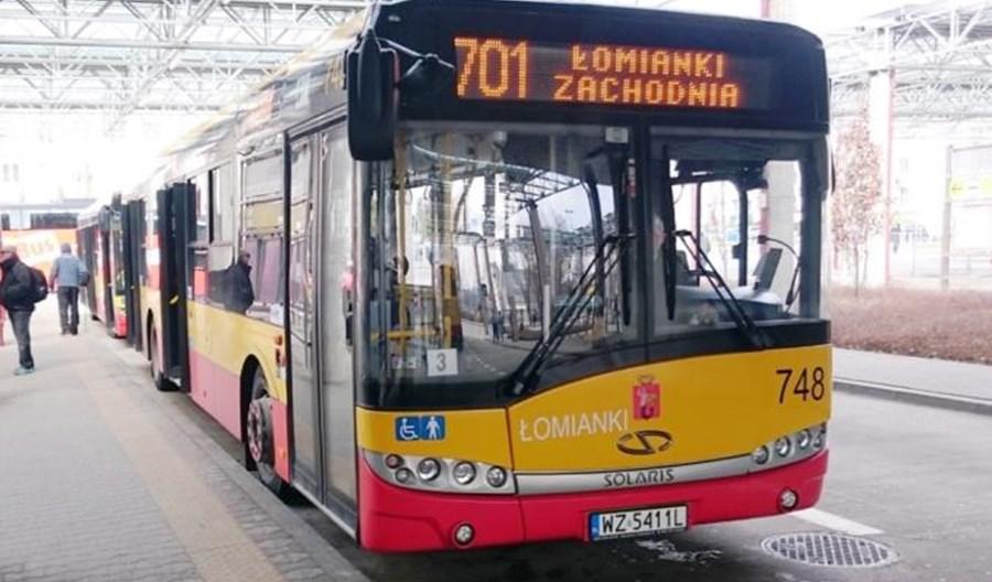 KM Łomianki kupuje autobusy