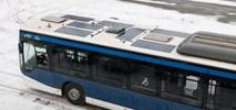 MPK w Krakowie wyposażyło 6 autobusów w panele słoneczne