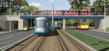 Nowy przystanek Wrocław Szczepin z przesiadką na tramwaj z dofinansowaniem