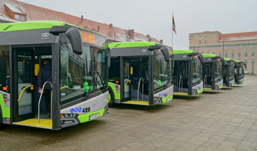Piła kupuje 13 autobusów, w tym hybrydy