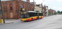 Autobusy z Marek do metra  nawet co pięć minut