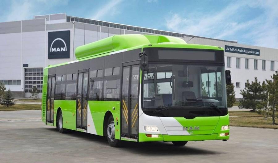 Taszkent zamienia tramwaje na autobusy CNG