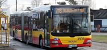MZA Warszawa wybiera gazowe autobusy MAN-a