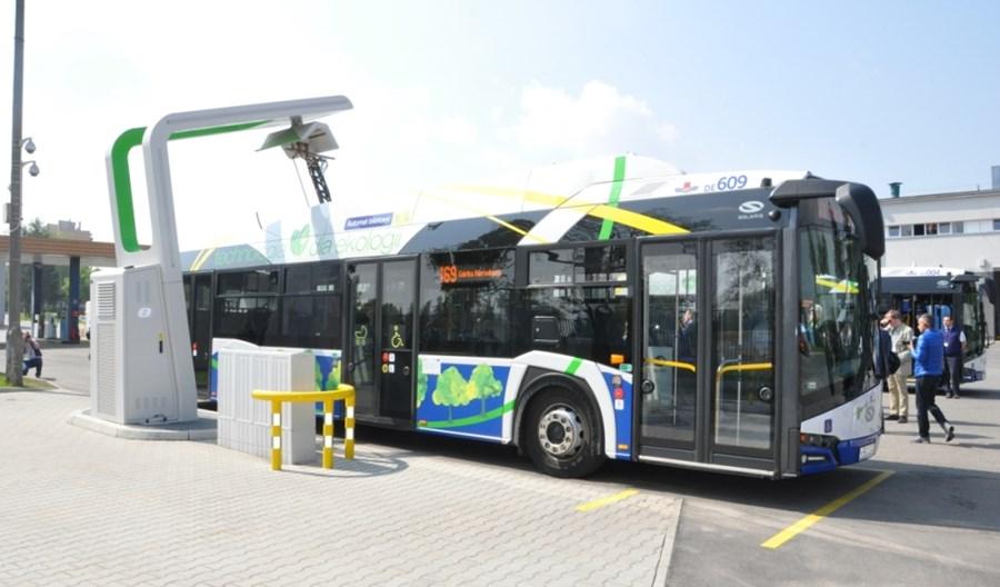 99 proc. autobusów elektrycznych jeździ w Chinach
