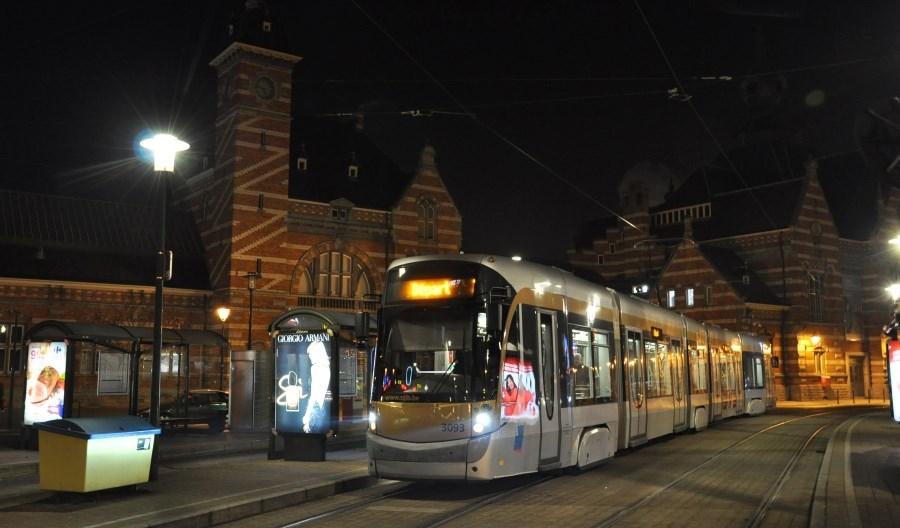 Bombardier dostarczy do Brukseli 175 tramwajów Flexity
