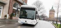 Hamburg zamawia przed premierą 20 elektrycznych Mercedesów Citaro