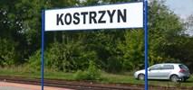 Kostrzyn: Nieczynny peron wybudowany w czynie społecznym