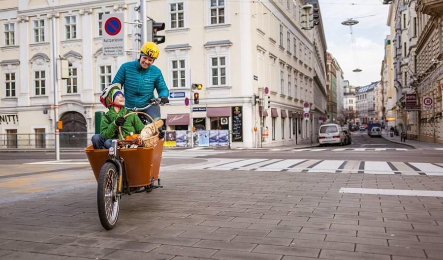 Rowerowy boom w Wiedniu! Rekordowe wzrosty w maju
