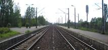 Łódź Olechów Wschód: Remont na nieczynnym przystanku kolejowym