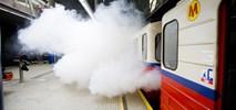 Metro: Ćwiczenia przyszłych strażaków na Marymoncie [zdjęcia]