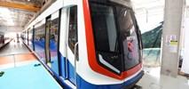 Siemens dostarcza pierwszy pociąg metra dla Bangkoku