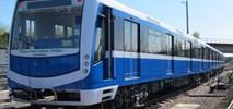 Warszawa: Skoda wygrywa przetarg na dostawy do 45 pociągów metra