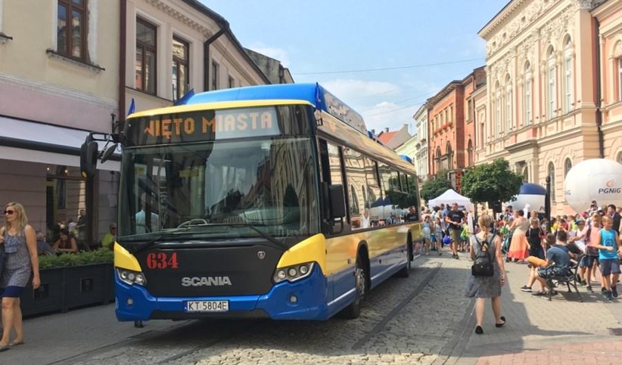 Scania dostarczy kolejnego gazowca do Tarnowa?