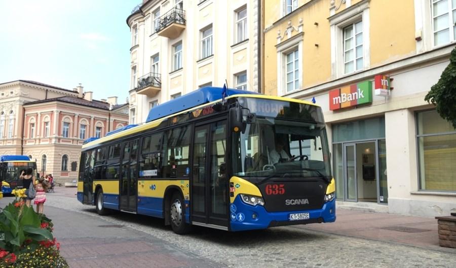 Suwałki kupują kolejne autobusy gazowe. Do tego tablice informacyjne