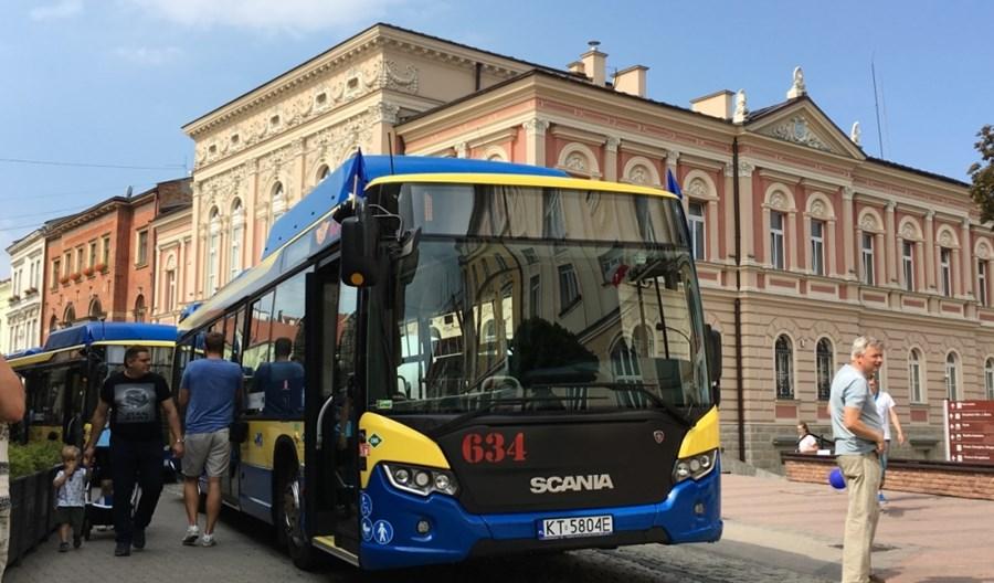 Tarnów kupuje pięć autobusów CNG