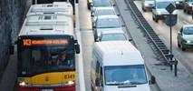 Motocykliści na buspasach w Warszawie. Ratusz: Kierowcy nie narzekają